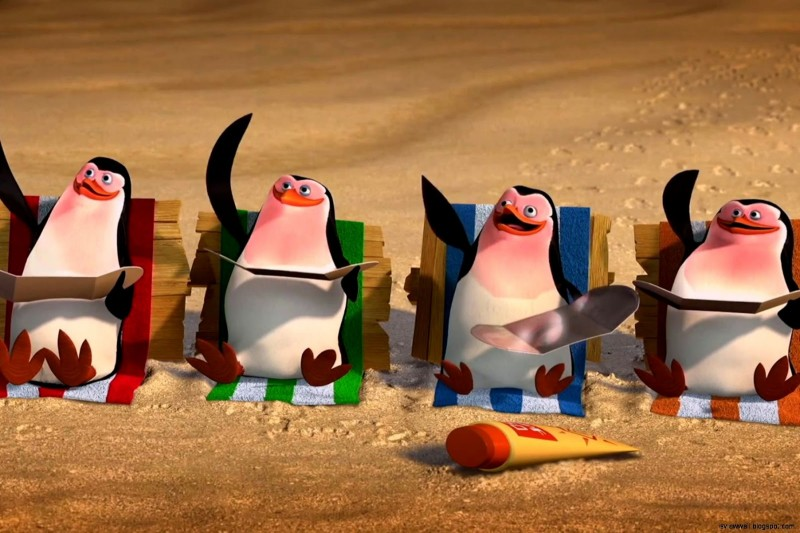 Die Pinguine Aus Madagascar Serie Stream