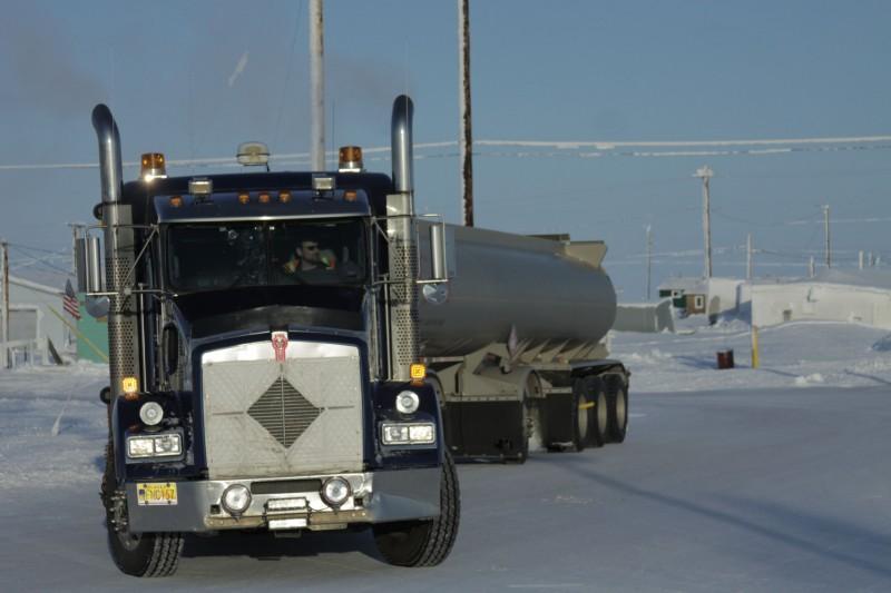 Ice Road Truckers Pro7 Maxx
