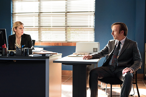 Better Call Saul: Recht & Unordnung