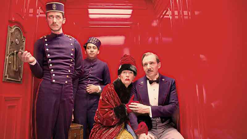 "Hotel Hotel: Free-TV-Premiere ""Grand Budapest Hotel"""