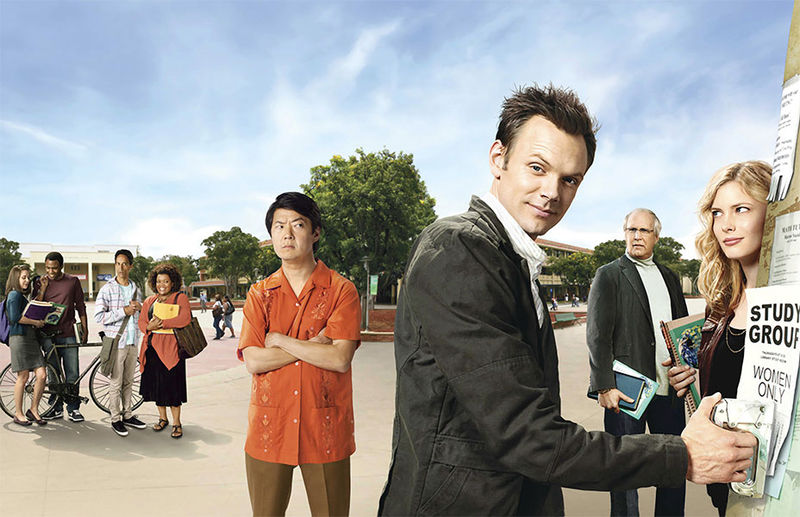 "Comedy-Serie ""Community"""