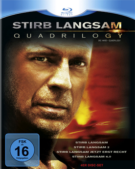 Stirb Langsam - Quadrilogy
