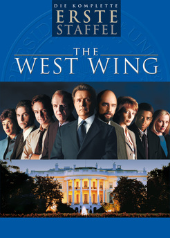 West Wing - die komplette 1. Staffel
