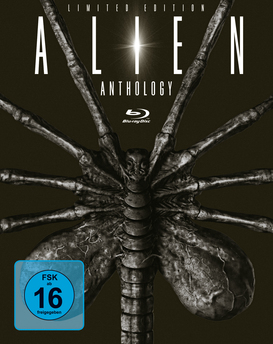 Alien Anthology Box