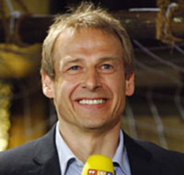 Interview mit Jürgen Klinsmann