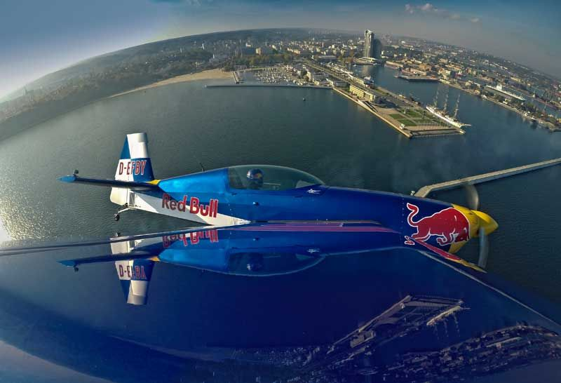 Helden der Lüfte: Red Bull Air Race